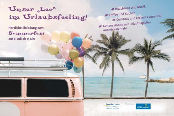 Facebook-Bild Sommerfest